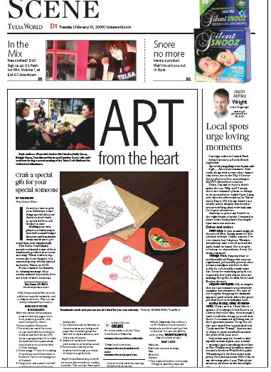 Tulsa World - 2/10